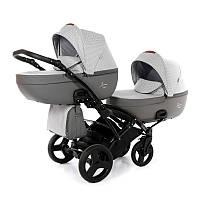 Детская коляска для двойни Junama Madena Duo Slim