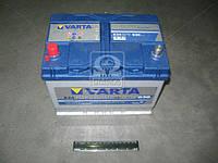 Аккумулятор 70Ah-12v VARTA BD(E24) (261х175х220),L,EN630, Наложенный платеж, НДС