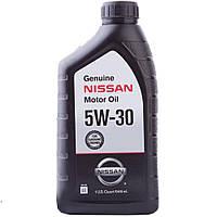 Моторное масло Nissan Motor Oil 5W-30 0.946л