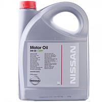 Моторное масло Nissan Motor Oil C4 DPF 5W-30 1л