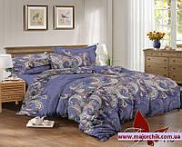 Комплект постельного белья 2-спальный сатин Восток, фото 1