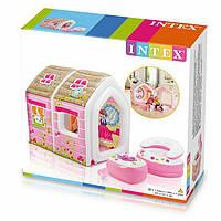 """Детский Игровой центр-домик Intex """"Princess Play House"""" 48635, фото 1"""