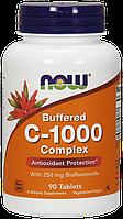 Витамин С-1000 Комплекс / NOW - C - 1000 Complex (90 tabs)