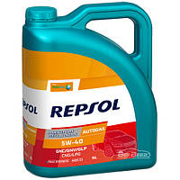 Моторное масло Repsol Auto Gas 5W-40 5л