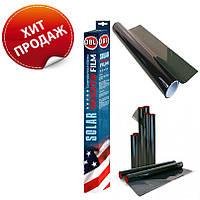 Тонировочная пленка, тонировочная пленка для стекла, тонировка для машины JBL 0,75 x 3m Dark Black (75D) 20%