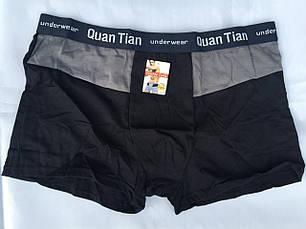 Боксеры мужские XL-4XL хлопок (24 шт), фото 2