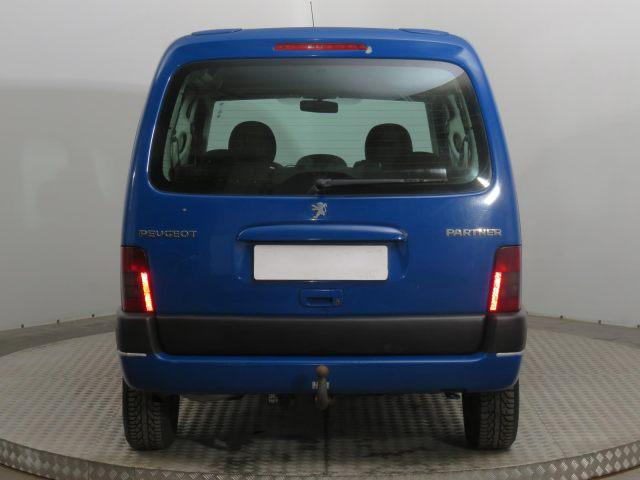 Заднее стекло (ляда) с э.о. и отверствием на автомобиль Peugeot Partner, Citroën Berlingo 96-19
