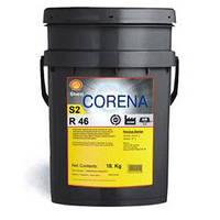 Компрессорное масло Shell Corena S2 R 46 20л