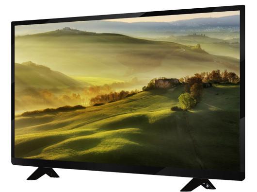 """LED Телевизор JPE 50"""" Smart TV 4K UHD, WiFi, 1Gb ОЗУ, 4Gb В.П., T2, USB/SD, HDMI, VGA, Android 4.4"""