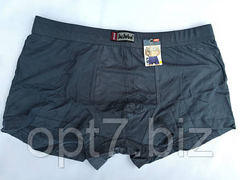Боксеры мужские XL-4XL JuJube коттон, фото 2