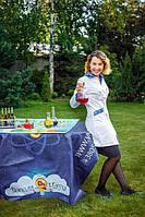 Научные шоу и оформление кафе. Так используют сейчас химическую посуду!