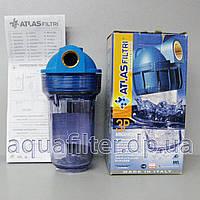 """Фильтр грубой очистки воды Atlas Mignon Plus S2P MFO-AS 5"""" 1/2, фото 1"""