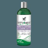 Vet's Best Шампунь гипоаллергенный для чувствительной кожи собак 470 мл