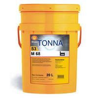 Гидравлическое масло Shell Tonna S3 M 68 20л