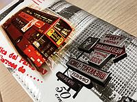 Стильный кошелёк Лондон (белый)