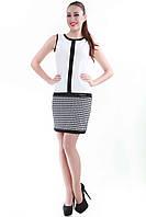 Платье арафатка SO-13044-BLK 38