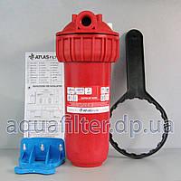 """Фильтр грубой очистки для горячей воды Atlas Senior Plus HOT 3P 3/4"""", фото 1"""