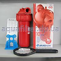 """Фильтр грубой очистки для горячей воды Atlas Senior Plus HOT 3P 1"""""""