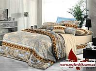 Комплект постельного белья 2-спальный сатин Абстракция, фото 1
