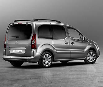 Задний салон, правое окно на автомобиль Peugeot Partner, Citroën Berlingo 08-