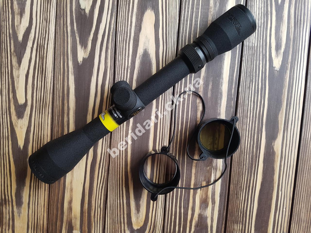 Оптический прицел BSA 3-9x40,просветленные линзы