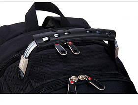 Рюкзак городской SwissGear 8810, Швейцарский туристический рюкзак от SwissGear, АКЦИЯ!!Реплика, фото 3