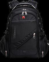 Рюкзак городской SwissGear 8810, Швейцарский туристический рюкзак от SwissGear, АКЦИЯ!!Реплика, фото 2