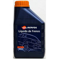 Тормозная жидкость Repsol Liquido Frenos Dot-4 0.5л