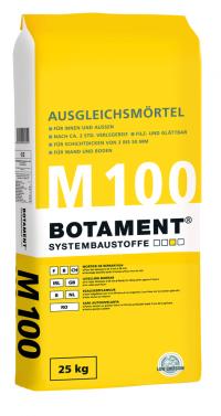 BOTAMENT M 100 Стяжка самовыравнивающяя