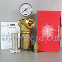 """Самопромывной фильтр для воды ICMA 750 1"""", фото 1"""