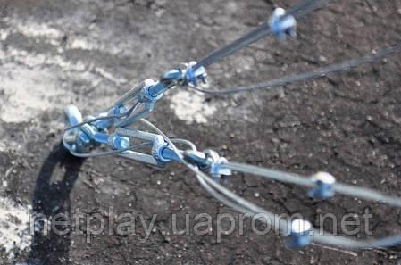 Мачта алюминиевая M650FL  -  высота 48 метров, фото 2