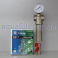"""Самопромывной фильтр для воды Aquafilter FHMB1_X 1"""", фото 1"""