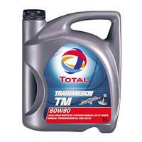 Трансмиссионное масло Total Transmission TM 80W-90 5л