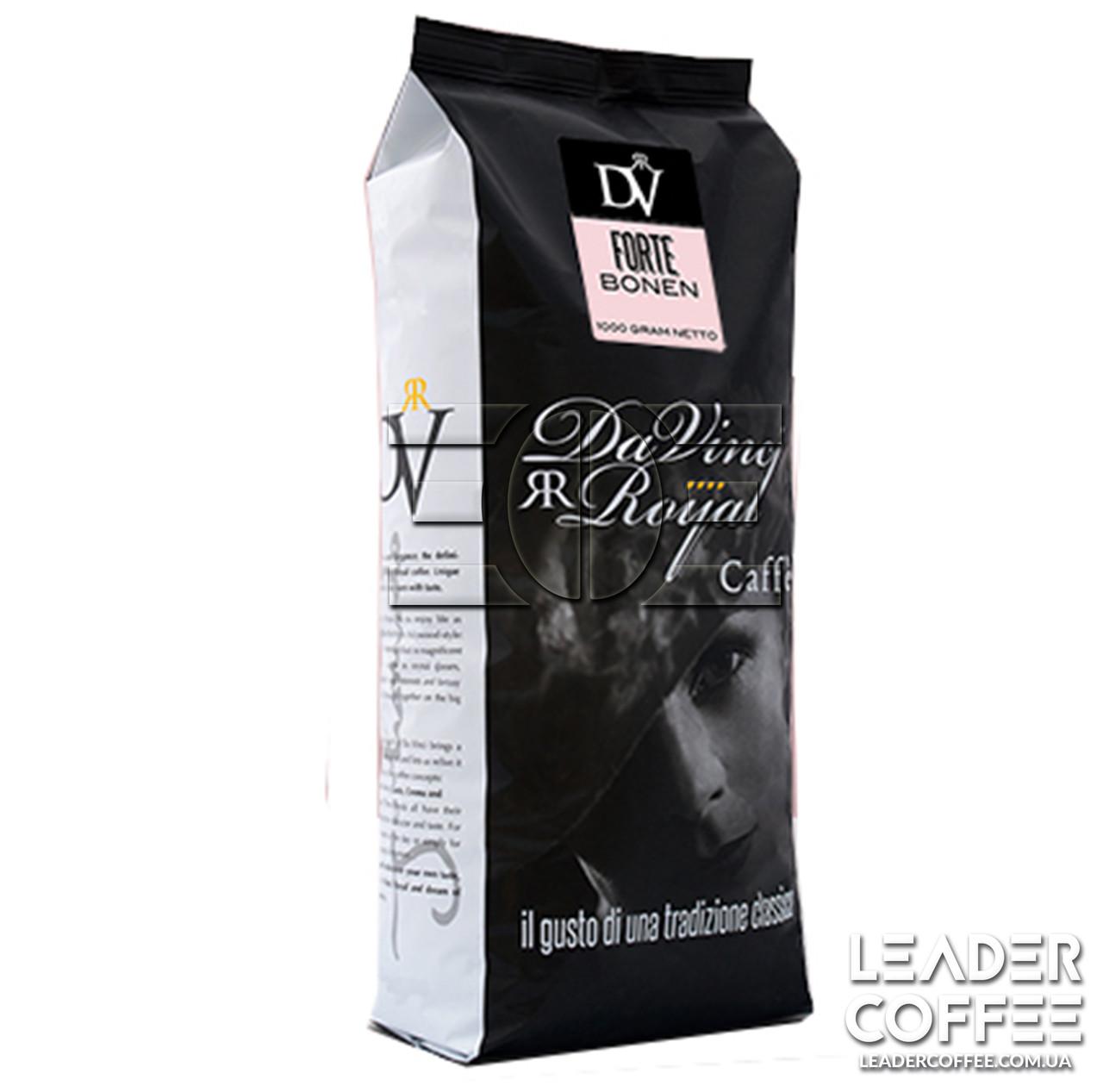 Кофе в зернах Da Vinci Royal INTENSO