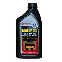 Моторное масло Toyota Motor Oil 5W-20 0.946л