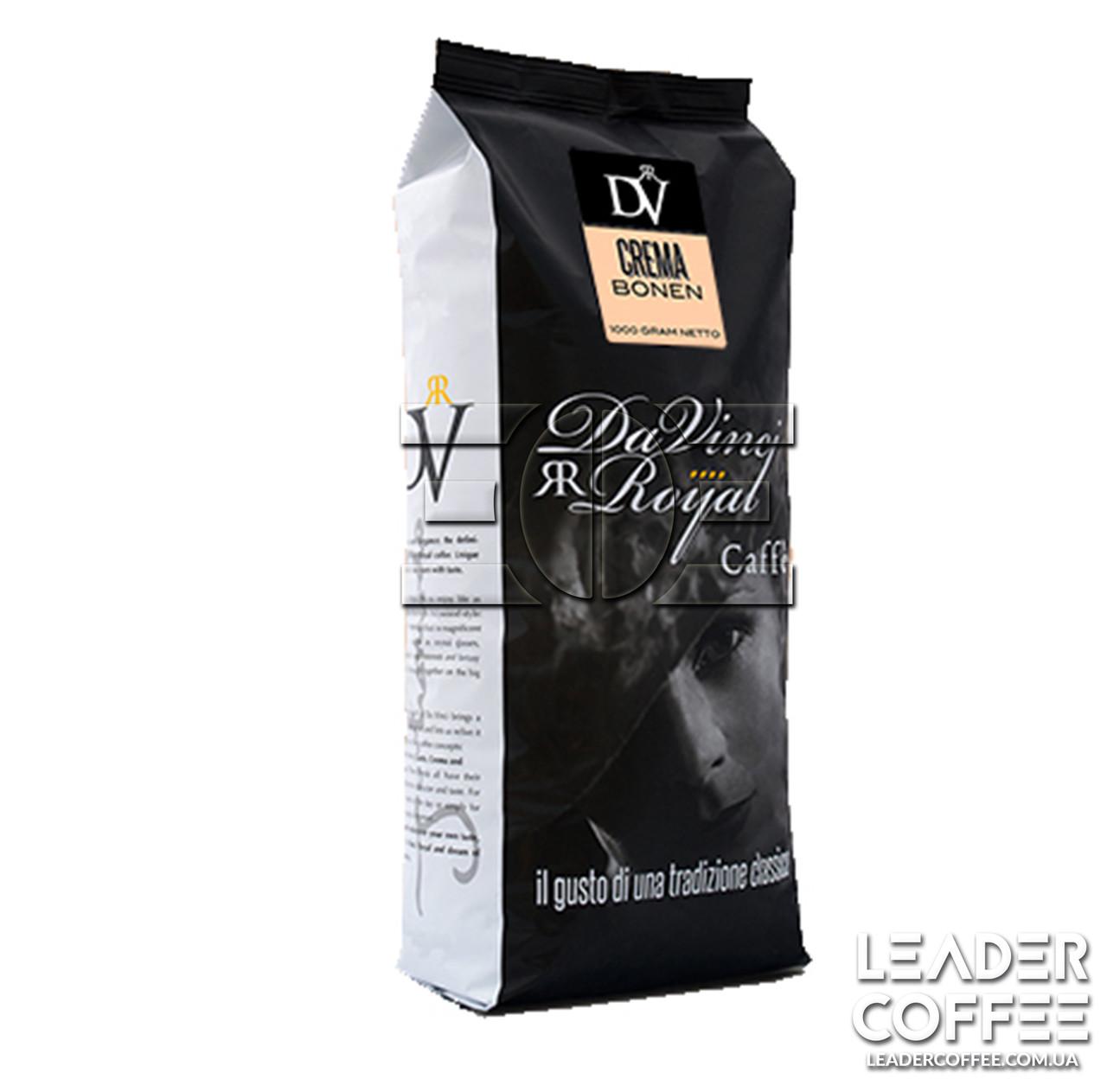 Кофе в зернах Da Vinci Royal CREMA
