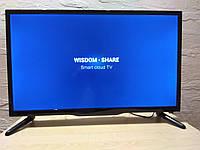 "Телевизор LED backlight tv L 32"""" T2 Smart TV ANDROID опертивная память 1 Гб"