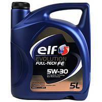 Моторное масло ELF EVOLUTION FULLTECH FE 5W-30 1л