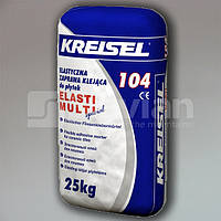 Клеевая смесь Kreisel «ELASTI MULTI 104», 25кг