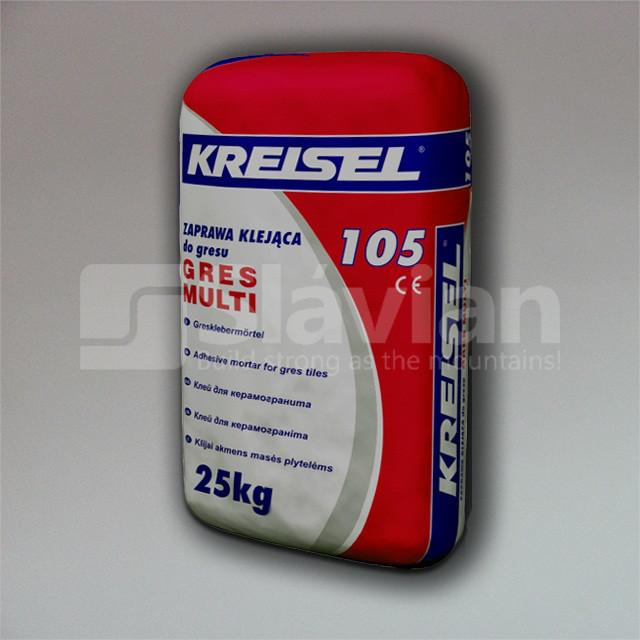 Клеевая смесь Kreisel «GRES MULTI 105», 25кг