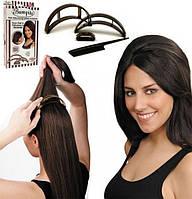 Шпилька для обсягу волосся big hair happie