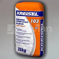 Клеевая смесь Kreisel «SUPER MULTI 103», 25кг