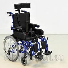 Инвалидная коляска для детей с ДЦП Meyra Baczus Relax Aluminium Children's Wheelchair
