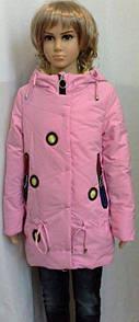 Милая модная куртка паркадля девочек