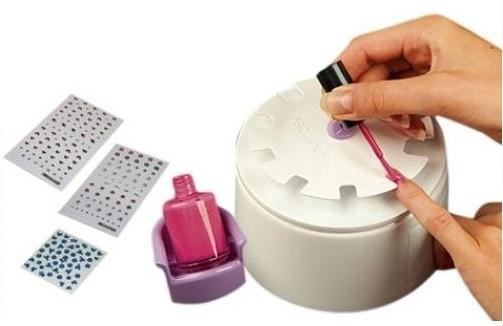 Набор для маникюра идеальные ногти THE NAIL PERFECT KIT