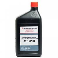 Трансмиссионное масло Mitsubishi Motors ATF SP-3 1л