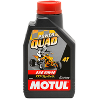 Моторное масло Motul Power Quad 4T 10W-40 1л