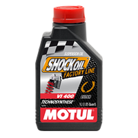 Вилочное масло Motul Shock Oil Factory Line VI 400 1л