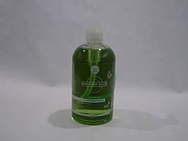 Средство для мытья посуды концентрат для очистки жира удаления запаха с дозатором 350 мл Новая жизнь