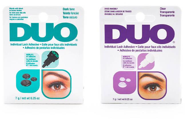 Клей для пучковых ресниц DUO Individual Lash Adhesive 7 гр., фото 2